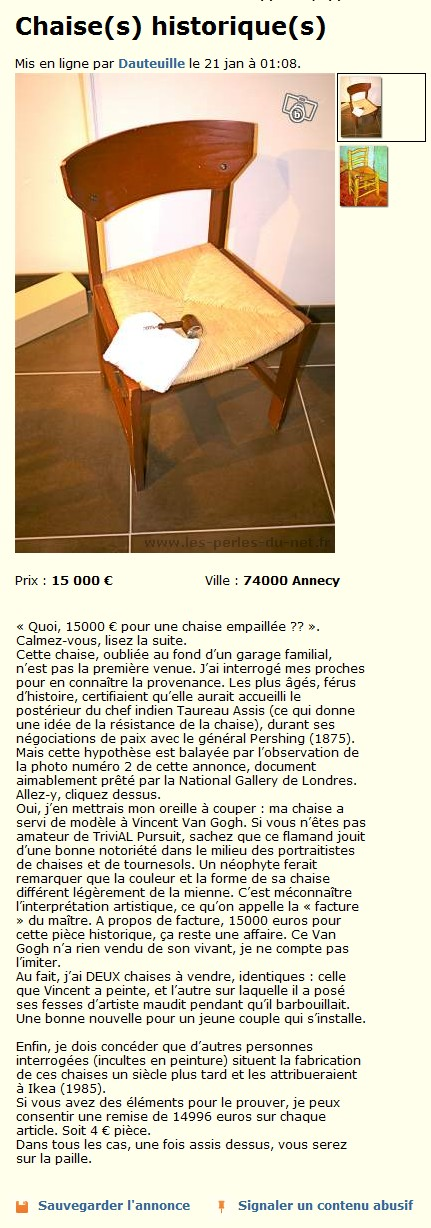 """best of """"bon coin"""" Chaise11"""