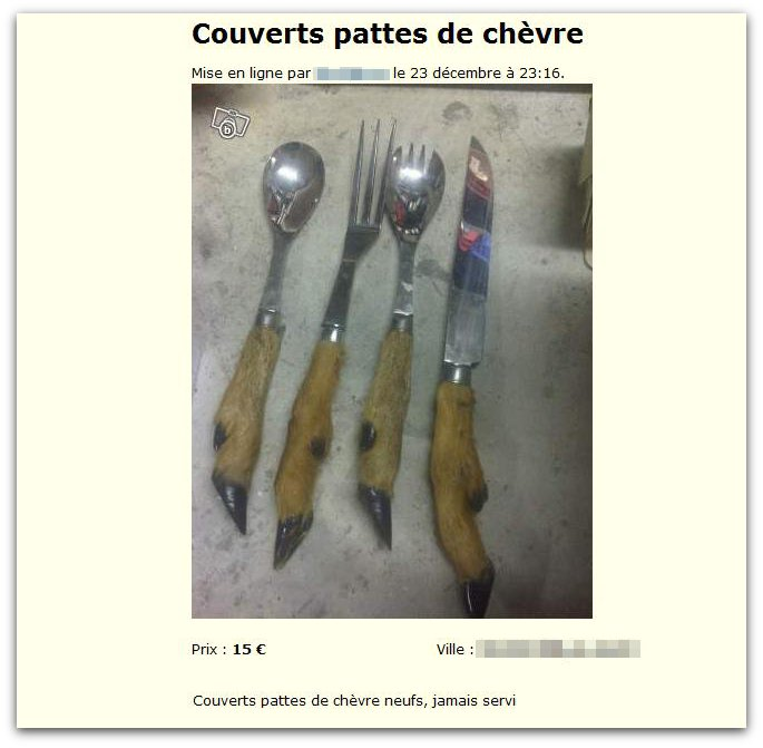 """best of """"bon coin"""" Couver10"""