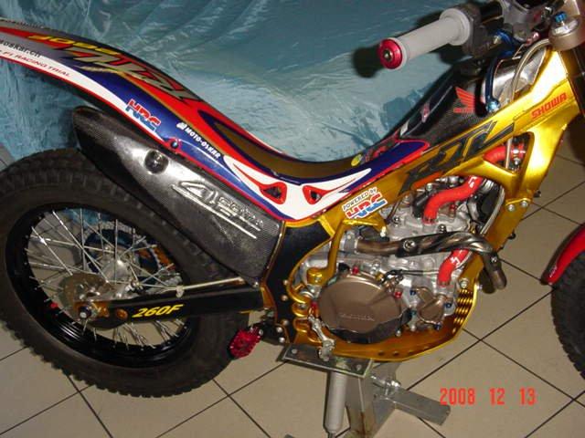 Montesa 4RT  Gold.  18409810