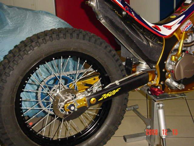 Montesa 4RT  Gold.  22307910