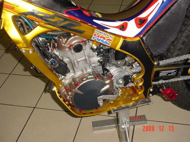 Montesa 4RT  Gold.  25020810
