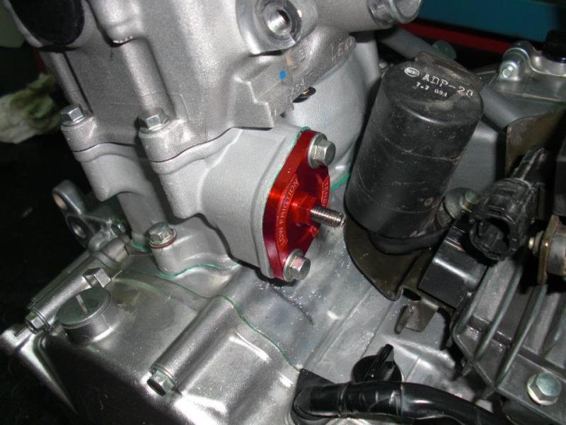 Monteesa 4RT moteur 300c.c. materiel Mitani - S3 Parts.  37473310