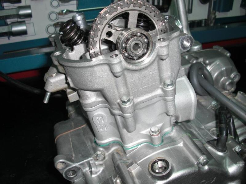 Monteesa 4RT moteur 300c.c. materiel Mitani - S3 Parts.  37838910