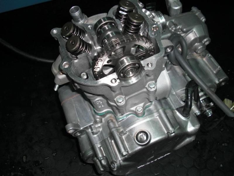 Monteesa 4RT moteur 300c.c. materiel Mitani - S3 Parts.  38585710