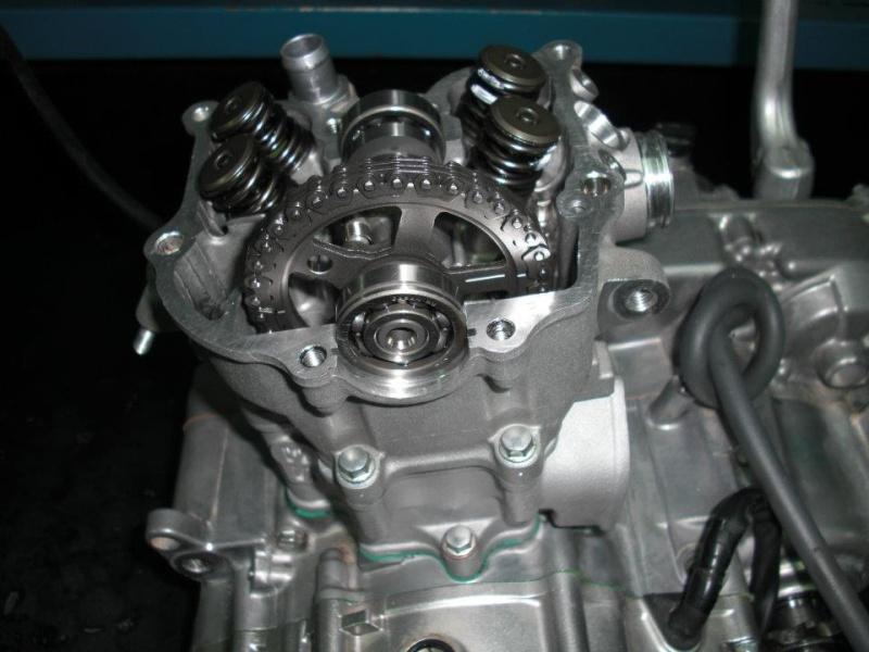 Monteesa 4RT moteur 300c.c. materiel Mitani - S3 Parts.  38616910