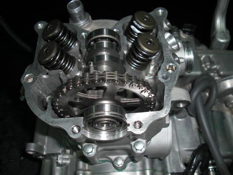 Monteesa 4RT moteur 300c.c. materiel Mitani - S3 Parts.  38626511