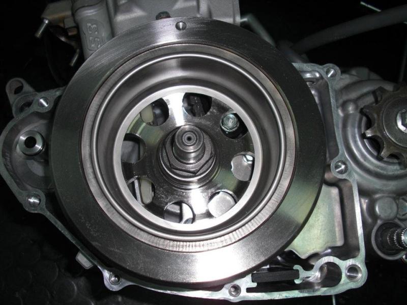 Monteesa 4RT moteur 300c.c. materiel Mitani - S3 Parts.  39325810