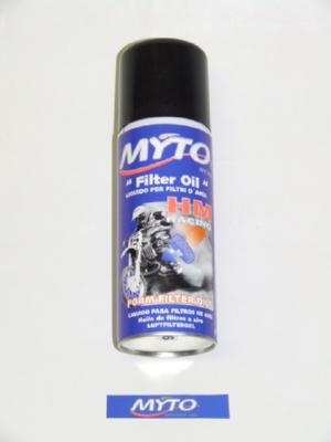 HUilage du filtre à air Mytohm10