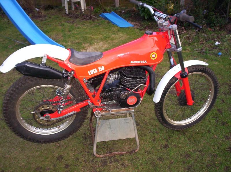 Montesa 350 Post-710