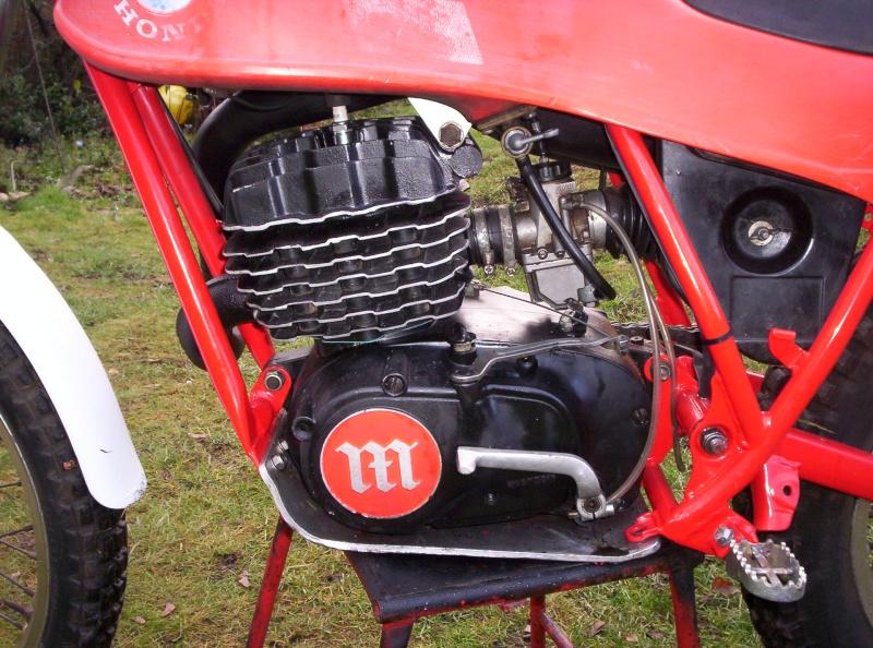 Montesa 350 Post-711