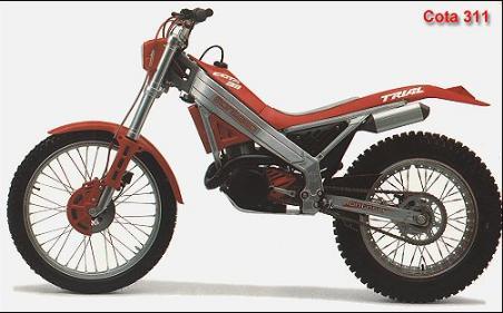 MONTESA 311 T311-910