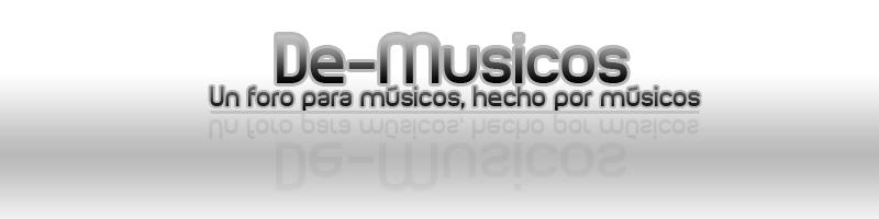 www.de-musicos.com.ar