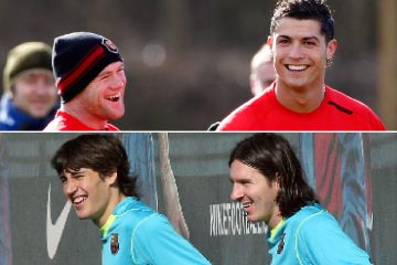 Apuestas  Fc.Barcelona vs Manchester United Foto_210