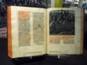 Six siècles d'art du livre de l'incunable au livre d'artiste P1160226