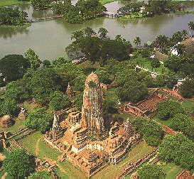 Les temple d'Ayutthaya, Thaîlande Ayut_110