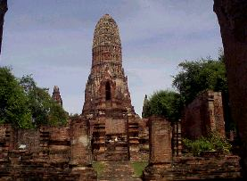 Les temple d'Ayutthaya, Thaîlande Ayut_b10