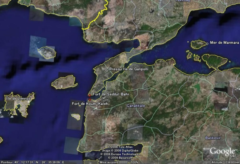 Vice-amiral Guépratte expéditon des Dardanelles (trouvé) - Page 3 Dardan10