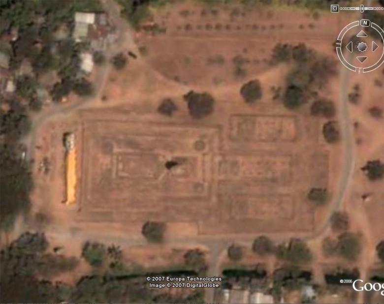 Les temple d'Ayutthaya, Thaîlande Lokaya10