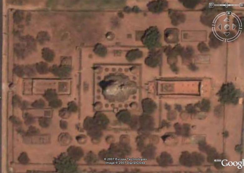 Les temple d'Ayutthaya, Thaîlande Ratcha10