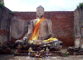 Les temple d'Ayutthaya, Thaîlande Way_no11