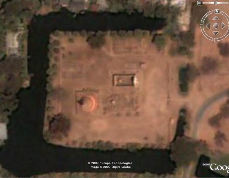 Les temple d'Ayutthaya, Thaîlande Worach10