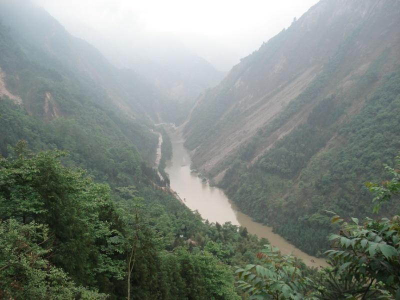 Tremblement de terre en Chine Dsc03014