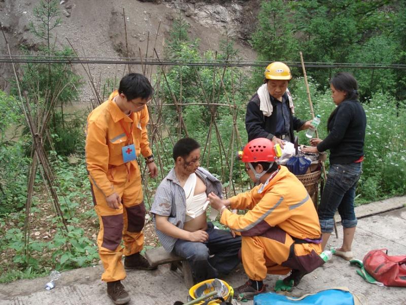 Tremblement de terre en Chine Dsc03016