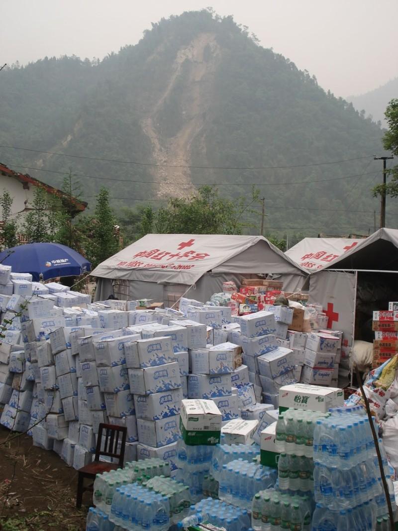 Tremblement de terre en Chine Dsc03111