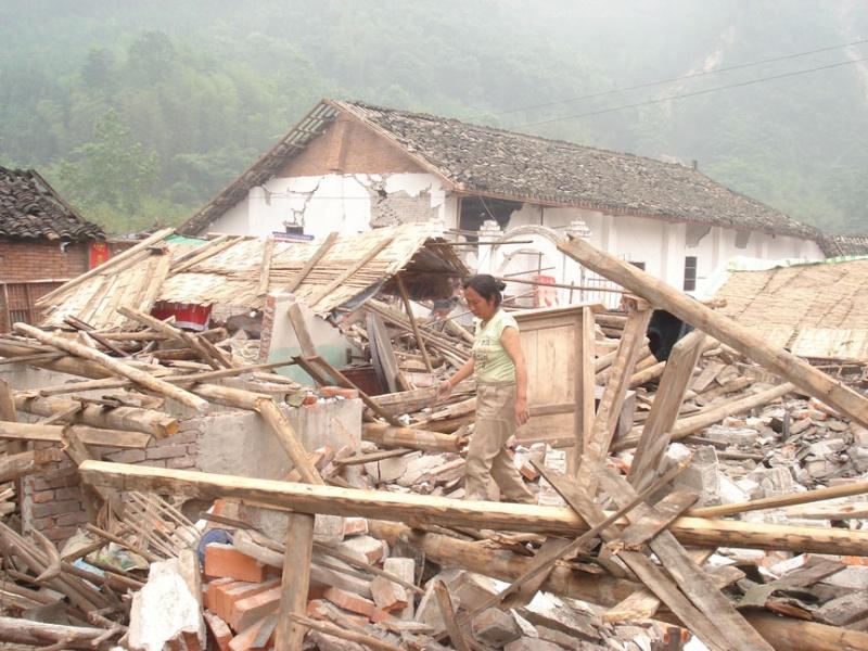 Tremblement de terre en Chine Dsc03115