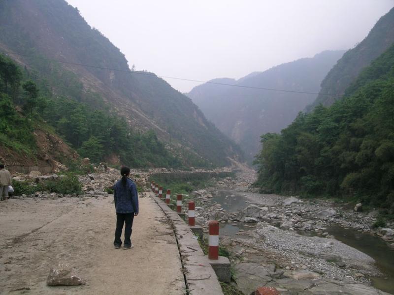 Tremblement de terre en Chine Dscn2533