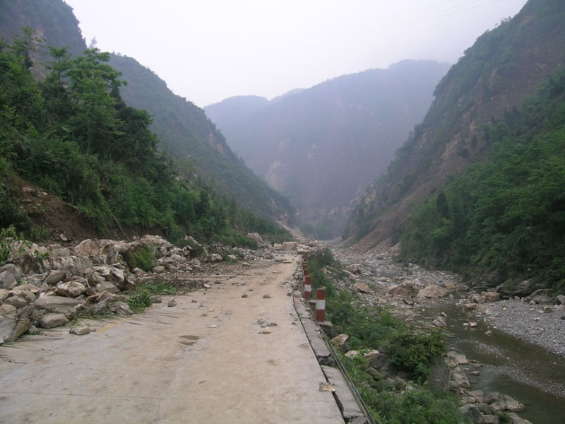 Tremblement de terre en Chine Dscn2534