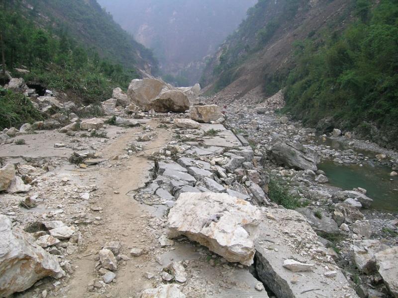 Tremblement de terre en Chine Dscn2535