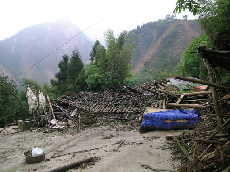 Tremblement de terre en Chine Dscn2545