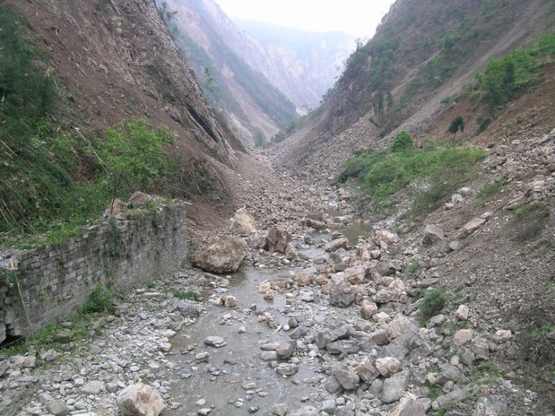 Tremblement de terre en Chine Dscn2558