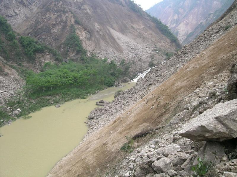 Tremblement de terre en Chine Dscn2564