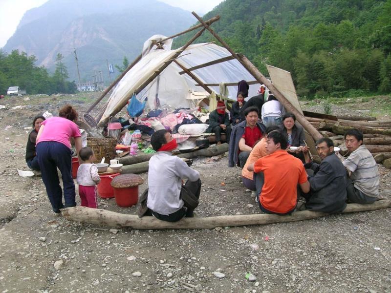 Tremblement de terre en Chine Dscn2588