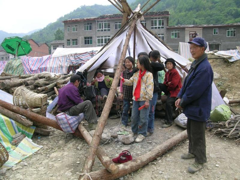 Tremblement de terre en Chine Dscn2590
