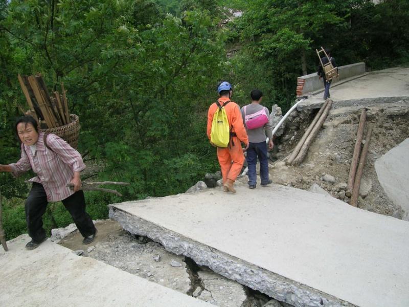 Tremblement de terre en Chine Dscn2591