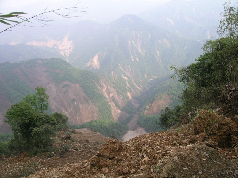 Tremblement de terre en Chine Dscn2613