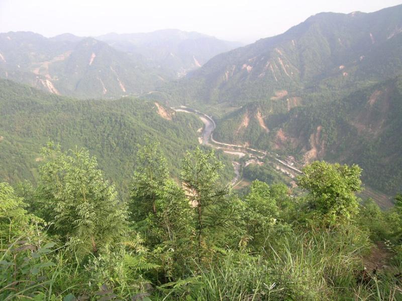 Tremblement de terre en Chine Dscn2619