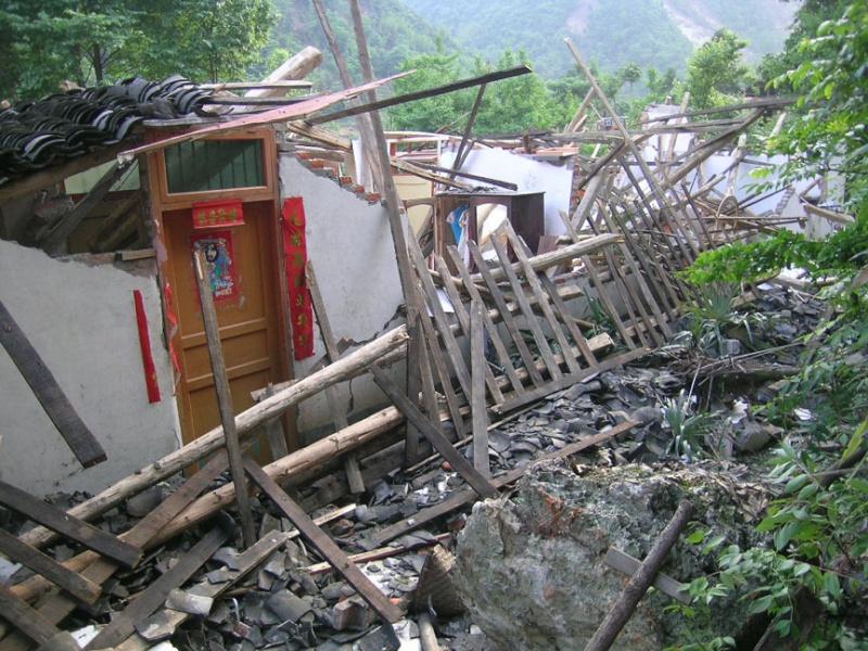 Tremblement de terre en Chine Dscn2622