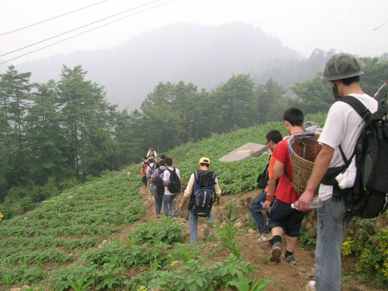 Tremblement de terre en Chine Dscn2670