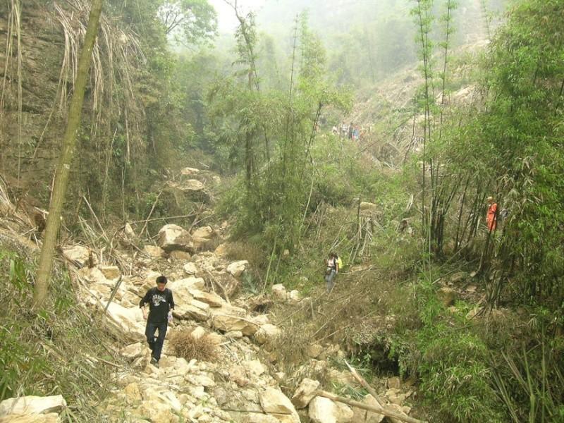 Tremblement de terre en Chine Dscn2675