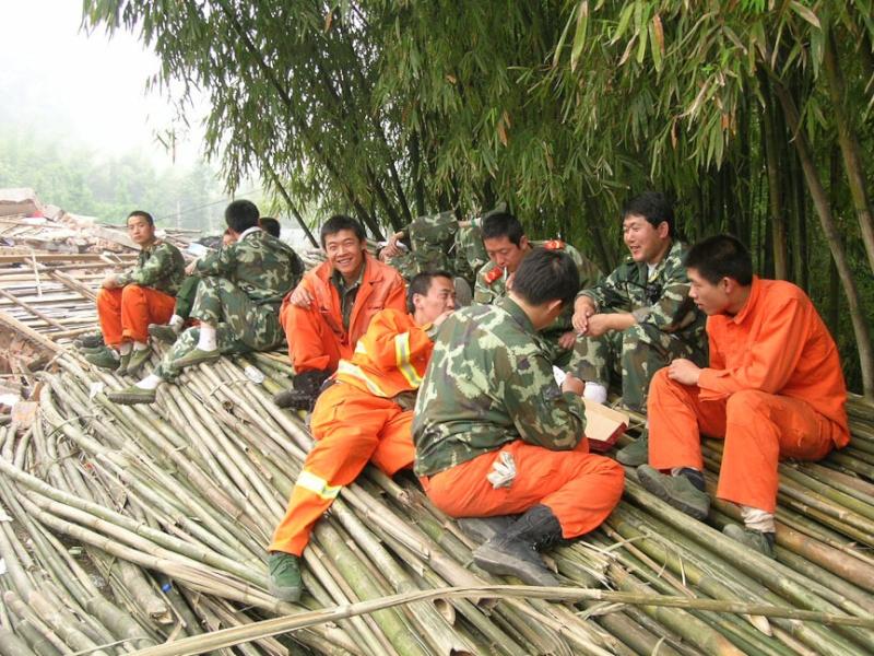 Tremblement de terre en Chine Dscn2678