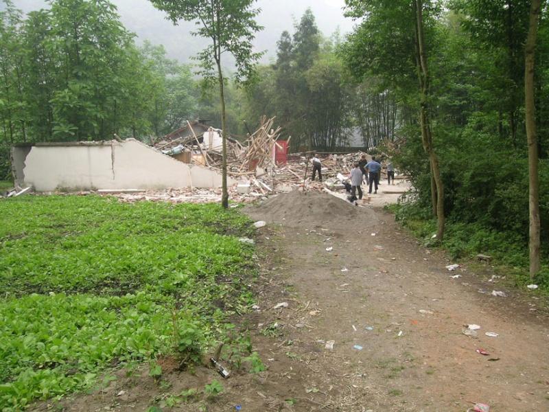 Tremblement de terre en Chine Dscn2679