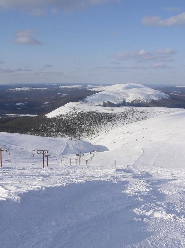 [Finlande] - Les tunturi, montagnes arctiques de Laponie 10216210