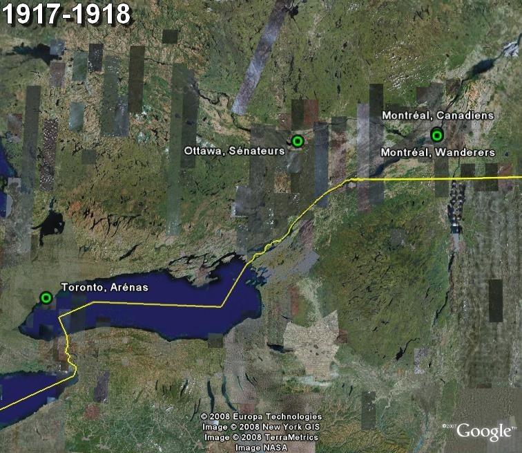 La saga du HOCKEY pro en Amérique du Nord  1917_n10