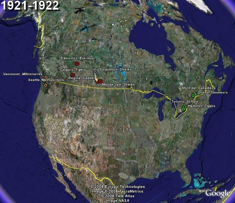 La saga du HOCKEY pro en Amérique du Nord  1921_110