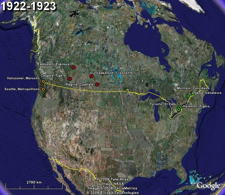 La saga du HOCKEY pro en Amérique du Nord  1922_110