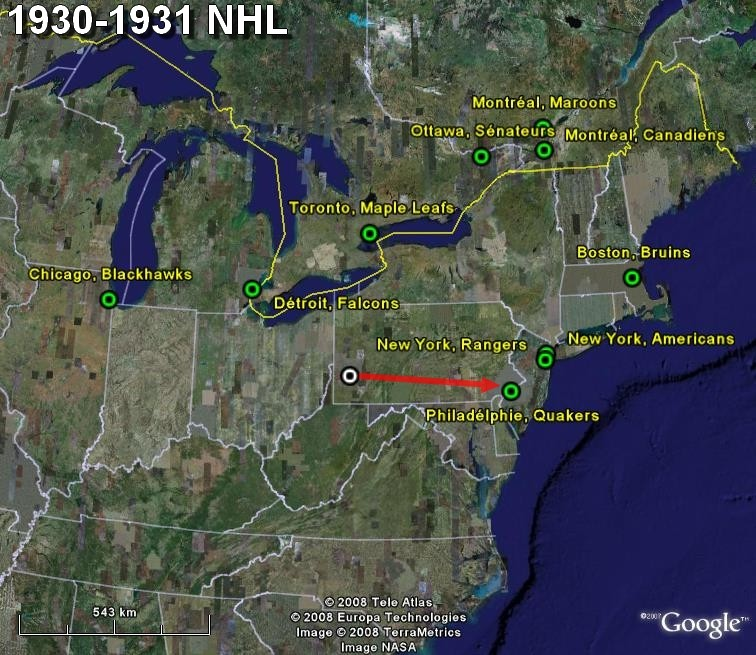 La saga du HOCKEY pro en Amérique du Nord  - Page 2 1930_n10